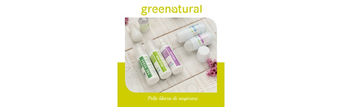 Greenatural Deodoranti
